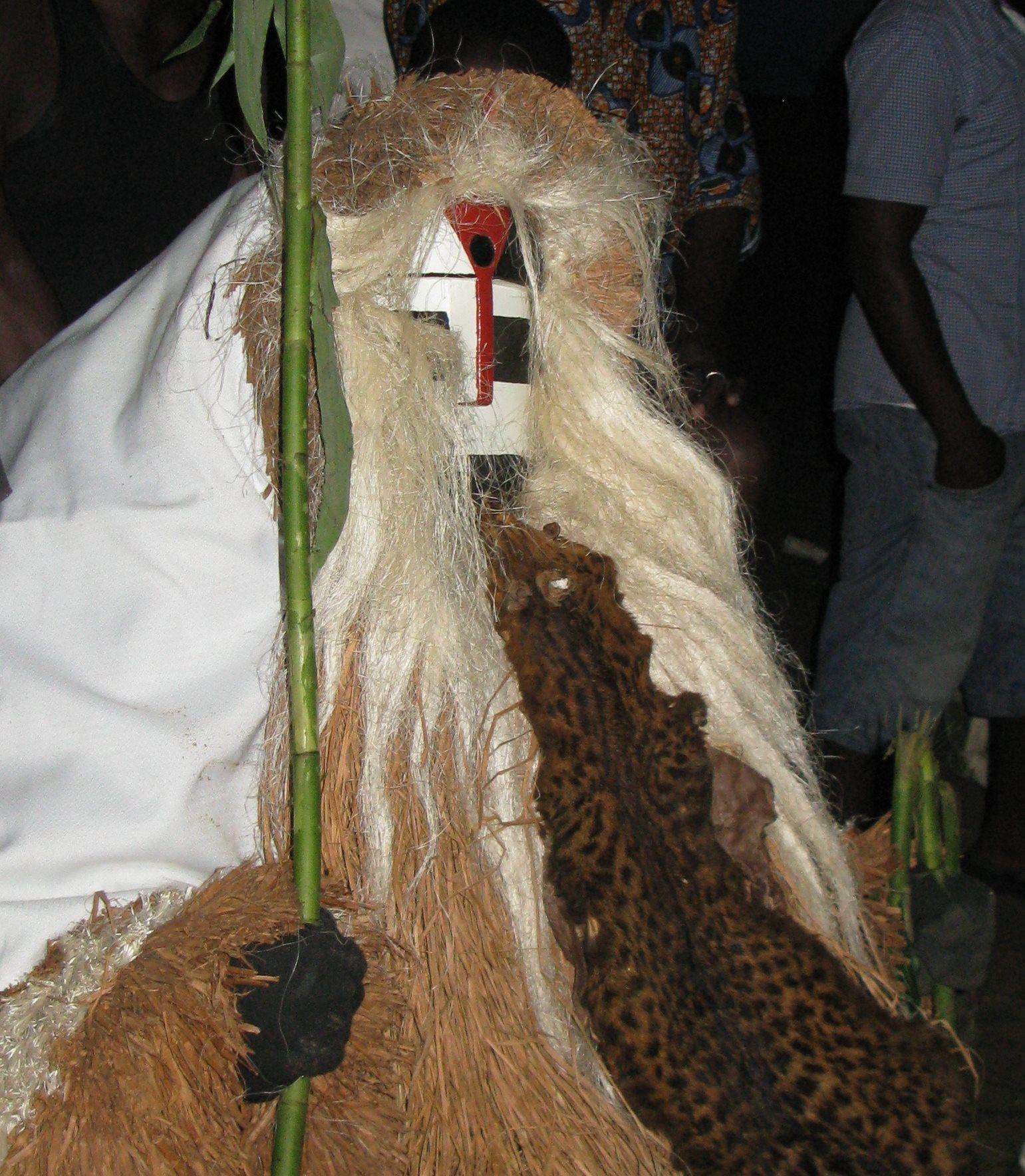 Ali Bongo comparé à un Moukoukwè