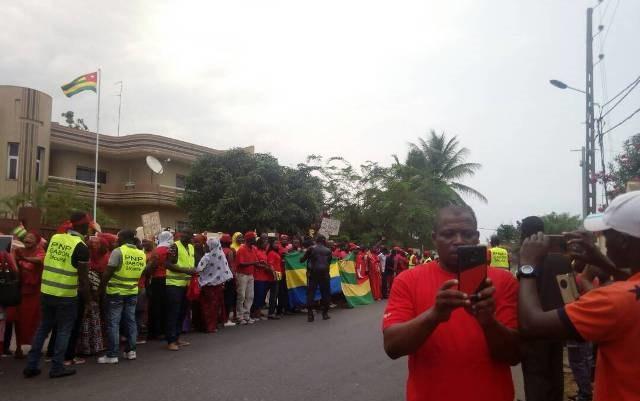 Une manifestation de l'opposition tourne au bain de sang — Togo