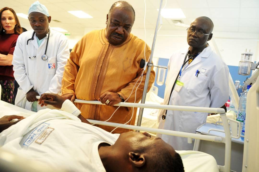 Rencontre entre Fatou Bensouda et Ali Bongo Ondimba à New York