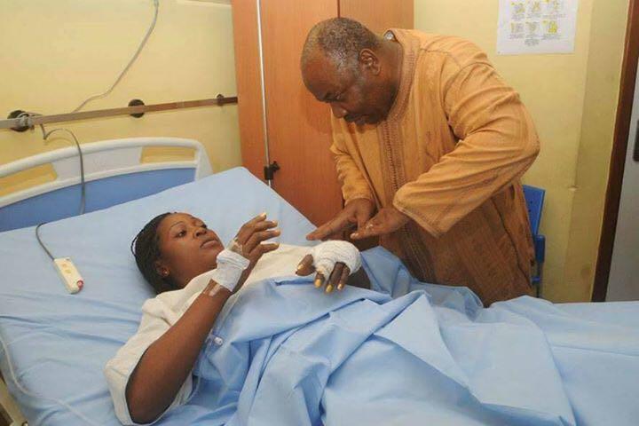 Quand Emmanuel Macron rencontre Ali Bongo Ondimba — ONU